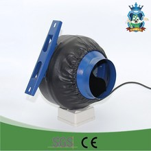 industrial air tech rotary basement low voltage small size exhaust ventilation duct fan