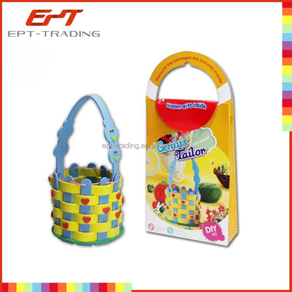 Children DIY wholesale gift items handmade craft
