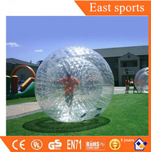 2016 New model inflatable zorb ball for outdooor sports for sale