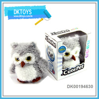 Hot Sale New Item B/O Phoebe Elves With Action And Record Window Box Plush Kids Toys