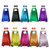 Children S Cartoon Cloak Double Fiber