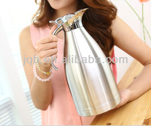 stainless steel vacuum coffee container/thermoses