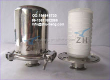 Top quality food grade activated alumina defluoridation filter