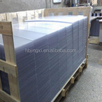 3mm Transparent PVC Rigid Sheet , Transparent PVC Rigid Sheet