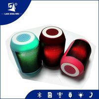 Audio PA speaker portable with FM radio bluetooth speaker portable wireless car subwoofer big dancing speaker