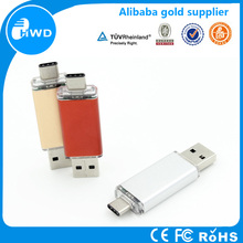 New product 2016 high speed type c USB 3.1 USB flash drive otg USB stick for Macbook