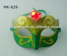 LED carnival eye mask party mask
