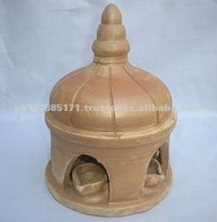 Terra Cota Oil Lamp for Home decor
