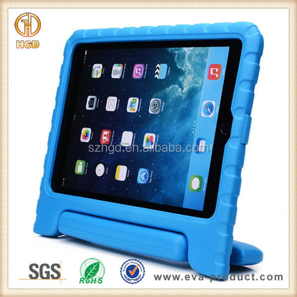 Ultra Lightweight Shockproof Protection Folding Stand Case for Apple iPad Air 2