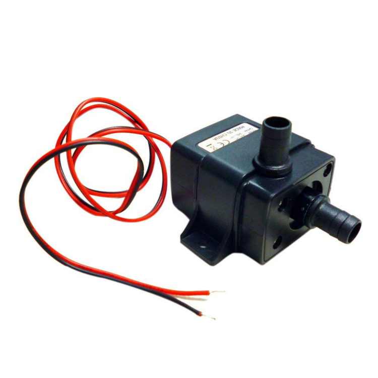 Mini Water Pump Power 12 V 5 W 240L / H Brushless