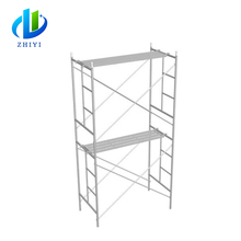Superior quality movable platform h frame upright scaffolding