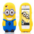 Cute promotional custom silicone mobile phone case cell phone cases phone cover