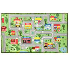 Premium Customized Portable Kids' Playground Nylon Play Mats