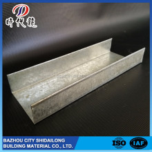 Personalized cheap price factory drywall profile galvanized steel stud