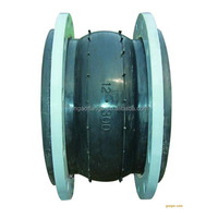 KXT single sphere rubber bellow pipe expansion joint