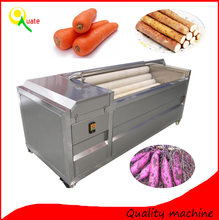 Electric potato cleaning peeling machine for sale