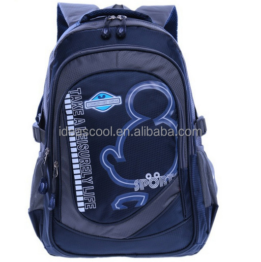 Children cartoon school backpack bag primary grades 2-4 in stock factory directly
