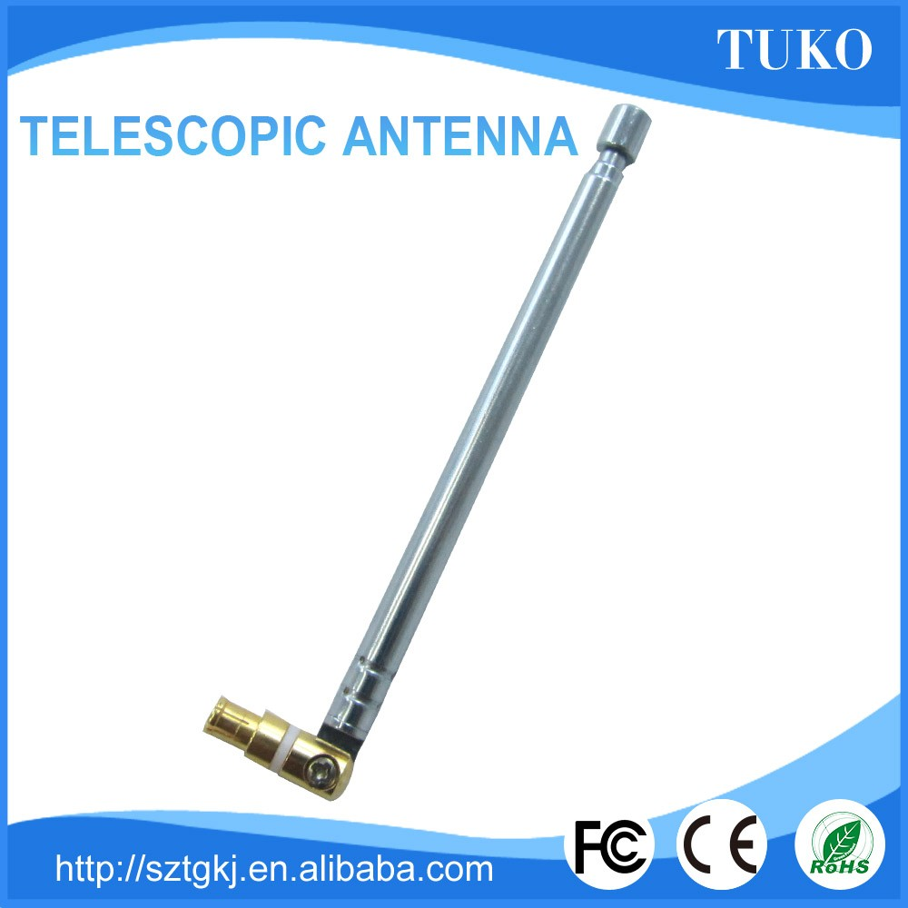 high gain aluminum telescopic antenna mast factory