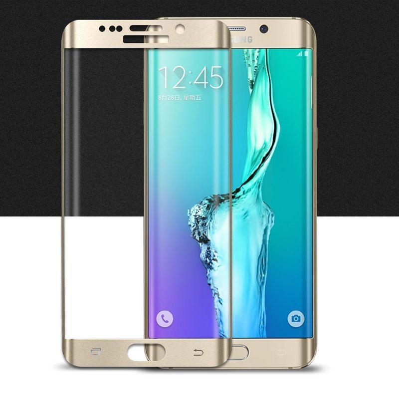 Accessories for Samsung Galaxy S7 Edge, for Samsung S7 edge Full Tempered Glass Screen Protector