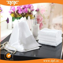 Quality manufacture 100 cotton small face towel