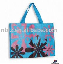 colorful non woven bag for shopping