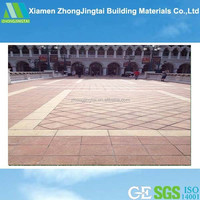 Eco-friendly building materials clay brick asphalt contractors