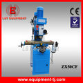 For Sale ZX50CF Economic Vertical Drilling Milling Machine