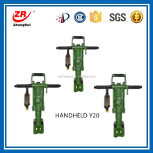 handheld manual rock drill Y20