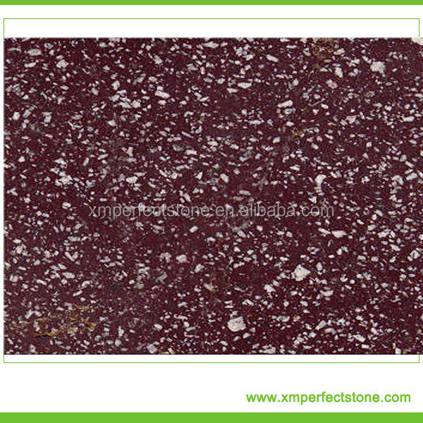 Factory directly sale garden outdoor use red porphyry paving stone