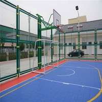 PVC Material Sports Courts Usage Gyms Outdoor Playground Flooring