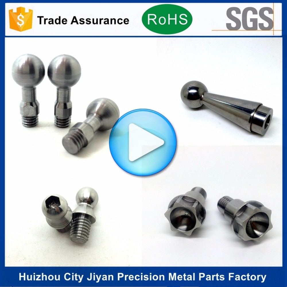 OEM Factory Customized all kinds small Precision cnc machine spare part for auto