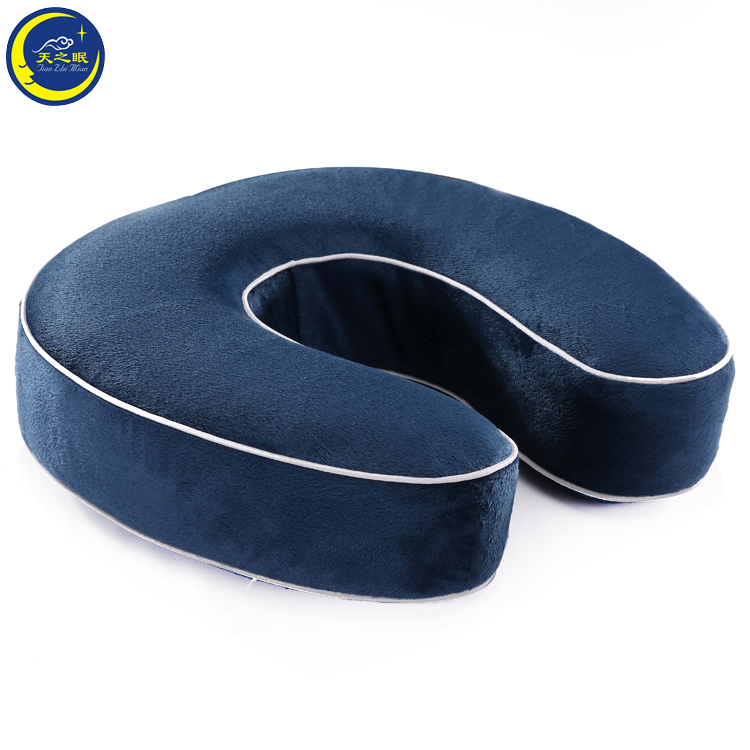 Meijie brand factory custom plush sleeping High quality wholesale New Product U shape pillow