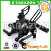 CNC adjustable motorcycle rearsets for HONDA CBR600RR ABS 2009-2014