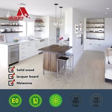 Australian new model modern designs kitchen cabinets