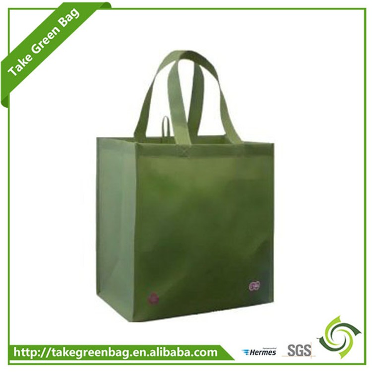 Best selling fashion bags eco-friendly handled non woven bag