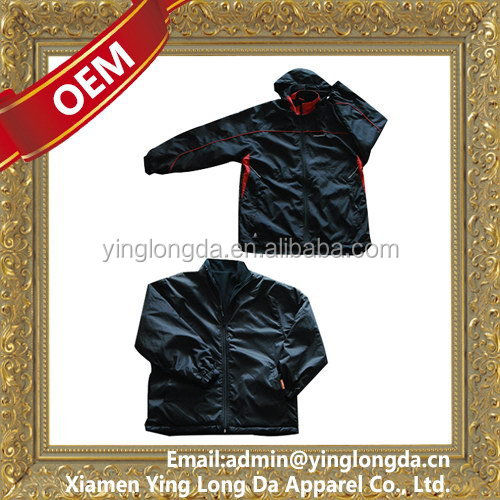 Super quality stylish fashion black jacket for men