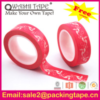 2014 new fantastic china manufacture butyl double sided mastic tape
