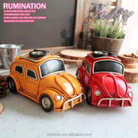 Retro Polyresin Car Model Toy for Promotion Gift