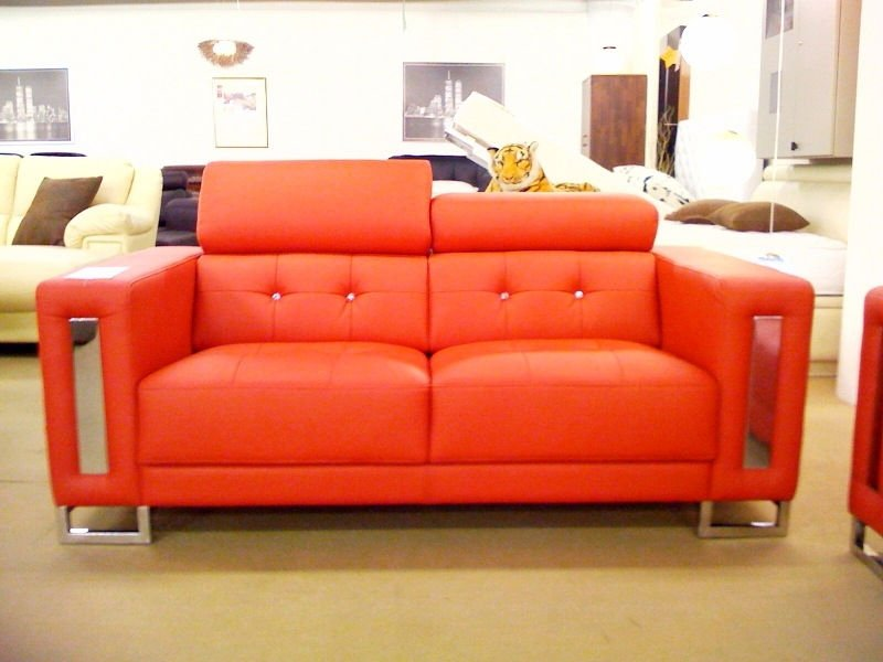 Casa Italy Leather Sofa F 3236