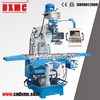 China precision machine parts X6325WG vertical and horizontal turret milling machine