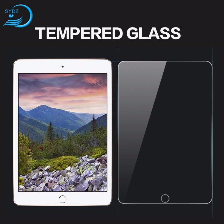 Durable HD Transparent For Ipad Air Toughened Glass,For Ipad Air Screen Protector 9H Tempered Glass