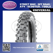 Top sale Motorcycle Tyre Off road Motocross Tires 120/100-18-M02
