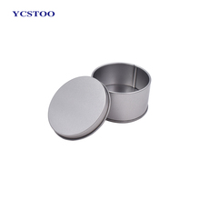 Wholesale Custom Empty Wax Candle Tin Can Box