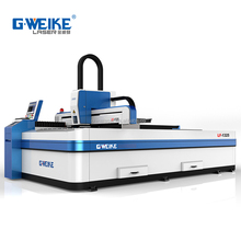 CNC Metal Laser Cutting Machine Price, 500W 1000W 2000W Fiber Laser Cutting Machine for Metal LF1530
