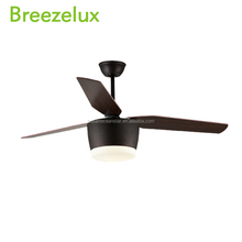 52 inch High Quality China standard vintage wood bladeless ceiling fan