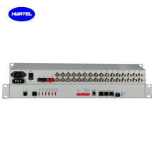4*1000M SFP GE Ethernet 16E1 to fiber multiplexer With Local Management RAW factory price