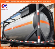Factory Direct Sell 20FT liquid iso container 40FT liquid iso container ASME liquid iso container