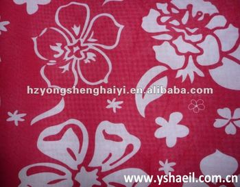 150D 100% Polyester Pattenr Fabric for Baby Stroller