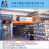 Warehouse Heavy duty multi-level steel mezzanine floors racking