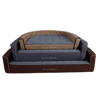 Hot sale new design memory foam dog bed